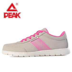 Peak/匹克  女款 时尚休闲舒适百搭防滑运动板鞋E54128E