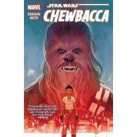 [现货]星球大战漫画 英文原版 Star Wars: Chewbacca 楚巴卡 美漫 Marvel 漫威