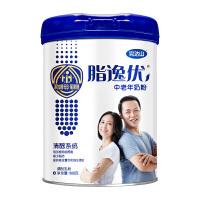 完达山脂逸优中老年奶粉900g 成人奶粉