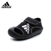 【到手价:169元】阿迪达斯adidas童鞋18新款儿童凉鞋婴童学步鞋男女童凉鞋透气护趾防滑鞋 (0-4岁可选) BY