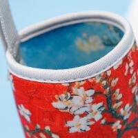 保温杯杯套双面通用隔热防摔玻璃杯子保护套水杯子袋