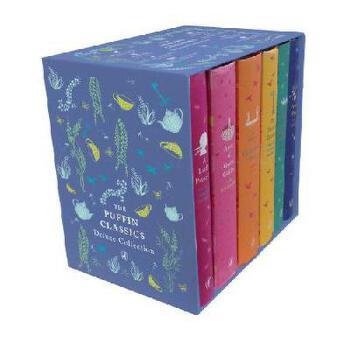 【预订】Puffin Hardcover Classics Box Set 美国库房发货,通常付款后3-5周到货!