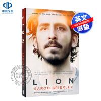 英文原版 狮子:漫漫回家路 电影版小说 Lion A Long Way Home Saroo Brierley 归途 奥