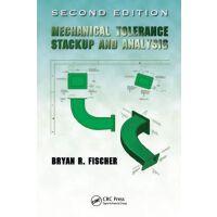 【预订】Mechanical Tolerance Stackup and Analysis, Second Editi