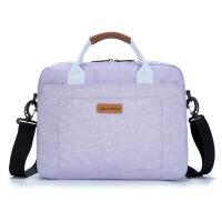 笔记本电脑包14寸手提可爱 女士时尚韩版15.6英寸