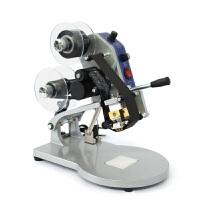 DY-8手动色带打码机 直热式打生产日期价格标签钢印打码器