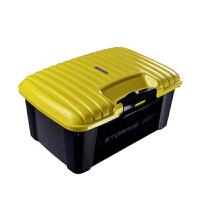 20191116030757621汽车储物箱 车载置物箱子 车上车用后备箱尾箱车内小车整理收纳盒