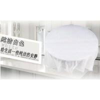 新款特价一次性大桌布塑料透明薄膜防水加厚方桌圆桌红白色家用台