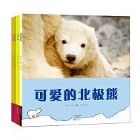爱知科学馆 自然小百科 奇妙的动物(套装4册)