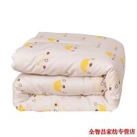 儿童花被子婴儿春秋冬天盖被手工棉被褥宝宝幼儿园小被子 1.5*2m 4斤棉[家用 冬被]