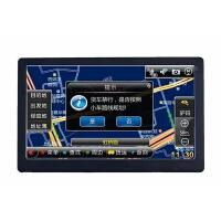 汽车载GPS导航仪行车记录仪7寸小车货车倒车影像电子狗测速一体机 标配