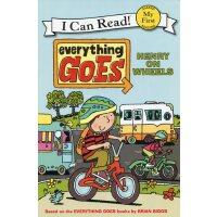 Everything Goes: Henry on Wheels 一切顺利:亨利出发啦
