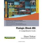 【预订】Pixologic Zbrush 4r6: A Comprehensive Guide