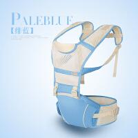 婴儿背带前抱式多功能宝宝腰凳抱凳夏季款背带透气网轻便SN5184