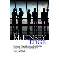 The McKinsey Edge 英文原版 麦肯锡优势