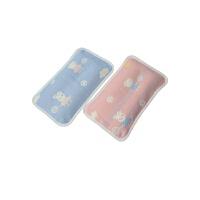 婴儿枕头0-3岁荞麦儿童枕套纱布透气3-6岁幼儿园宝宝枕巾夏季