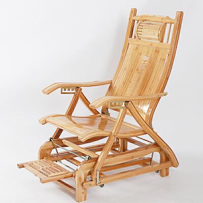 竹摇椅午休椅逍遥椅老人椅可折叠躺椅竹午睡椅摇摇椅乘凉实木摇椅 发货周期:一般在付款后2-90天左右发货,具体发货时间请以与客服协商的时间为准