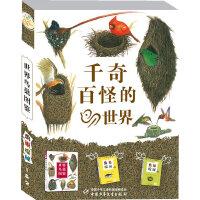 千奇百怪的鸟世界(全3册)