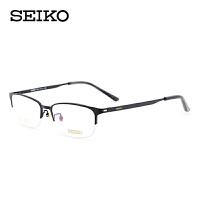 精工纯钛眼镜架 商务近视眼镜框款眼镜框镜架男HC-1018