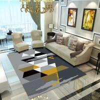 茶几地毯客厅现代简约家用沙发地垫北欧长方形几何可机洗
