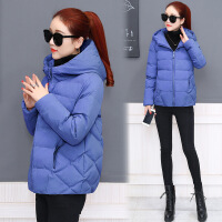 短款女2018冬季新款女装服冬天加厚外套韩版时尚小