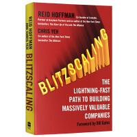 闪电式扩张 建设高价值公司的快速通道英文原版 Blitzscaling 对于新兴创业公司生死时速发展的思考与探讨 英文