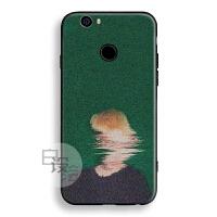 华为nova3i/3e/青春版2s/plus手机壳软个性油画抽象艺术4硅胶防摔