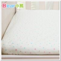 定做 婴儿纯棉床笠新生儿全棉床罩儿童宝宝幼儿园床品床单定制