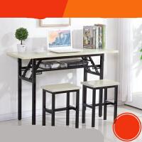 简易折叠桌椅 办公桌会议桌培训桌长条桌