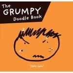 Grumpy Doodle Book五味太郎情绪涂鸦:坏脾气的涂鸦书 ISBN9781452107790