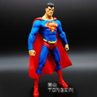 蝙蝠侠大战超人SUPERMAN电影 小丑可动人偶公仔手办 DC玩具礼物