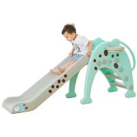 滑梯儿童室内家用组合婴儿宝宝滑滑梯户外小孩玩具幼儿园加长小型 抖音 +薄荷绿球池组合