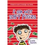 英文原版 我不是乔伊・皮格萨 纽伯瑞奖作家Jack Gantos 儿童读物 I Am Not Joey Pigza