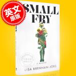 现货 乔布斯私生女 大女儿lisa的回忆录small fry 小人物 英文原版 史蒂夫・乔布斯 Steve Jobs