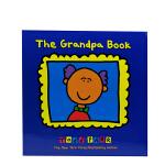 英文原版 The Grandpa Book 爷爷之书 [平装] [3-6岁]