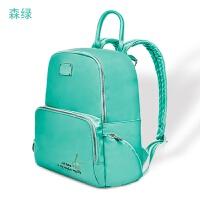 妈咪包多功能大容量韩版双肩外出奶瓶背包轻时尚母婴包孕妇出行包