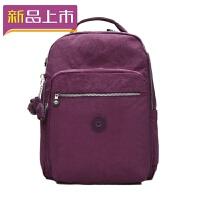 2018女士旅行包书包双肩包电脑包 尼龙防水帆布包 休闲包大包包背包夏