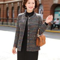 中老年女装秋装外套中年女妈妈春秋气质洋气新款上衣40-50岁秋季