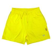 佛雷斯/FLEX 羽毛球短裤 运动短裤 黄色MW5012男/女士款