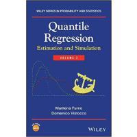 【预订】Quantile Regression: Estimation And Simulation., Volume