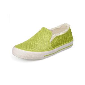 比比我 秋冬季软底低帮中小童 休闲鞋 运动鞋 保暖童鞋