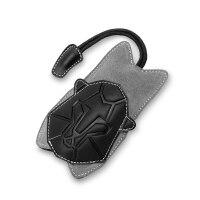 汽车钥匙包卡通可爱创意抽拉钥匙袋奔驰宝马奥迪丰田日产钥匙套