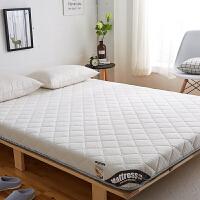 加厚榻榻米床垫1.5m1.8m床双人单人学生0.9m1.2米海绵床褥子垫被