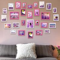 相框挂墙创意组合个性简约7寸10寸照片墙客厅卧室
