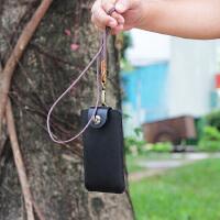 smax iPhone 6s 7 8plus带挂绳 挂脖子手机套 保护皮套 防摔