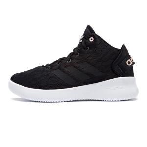 Adidas阿迪达斯 女鞋  NEO高帮耐磨运动休闲鞋 BC0011