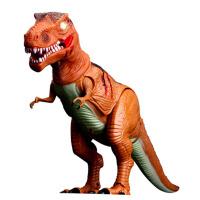 大号电动恐龙走路下蛋霸王龙动物遥控模型男孩儿童会动的玩具 遥控大号霸王龙 摇头走路声光