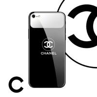 苹果x手机壳镜面网红iPhone xs max玻璃保护套挂绳潮牌8plus不熬夜的7p大气6s全