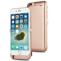优品 苹果7手机背夹壳电池充电宝iPhone6s/7Plus手机外壳移动电源无线充电器
