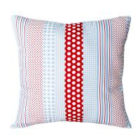 全棉条纹抱枕靠枕 沙发靠垫 办公室抱枕含芯靠垫靠包